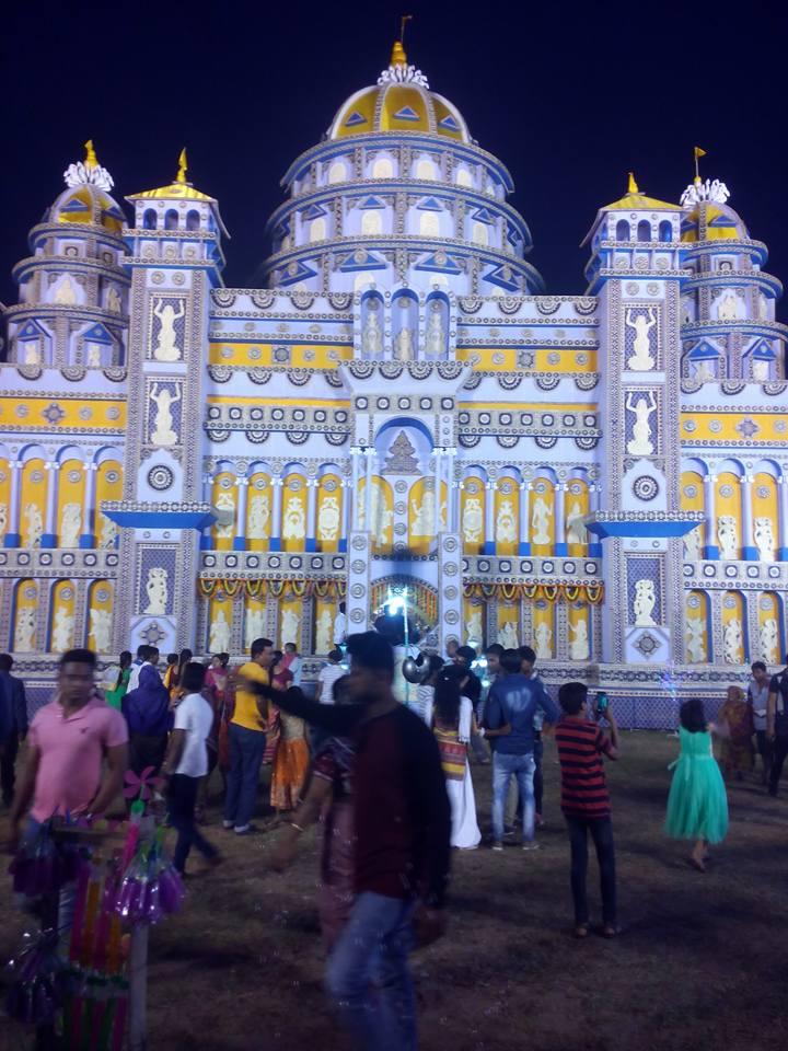 Vishwakarma Puja Paradeep