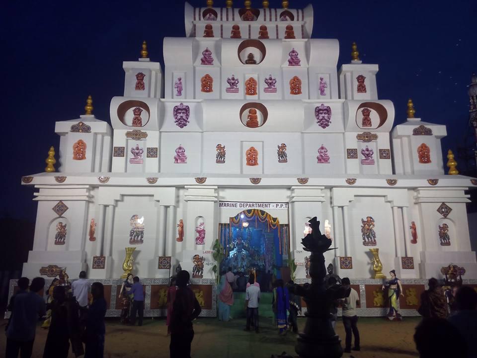 Vishwakarma Puja Paradip