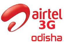 Airtel 3G in Odisha