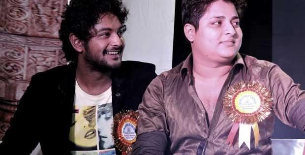 Amlan Das and Babushan Mohanty
