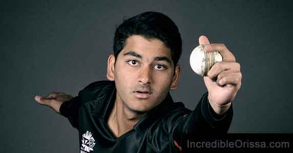 Anshy Rath Cricket player of Hong Kong