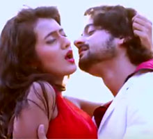 Anubha and Anshuman odia film song