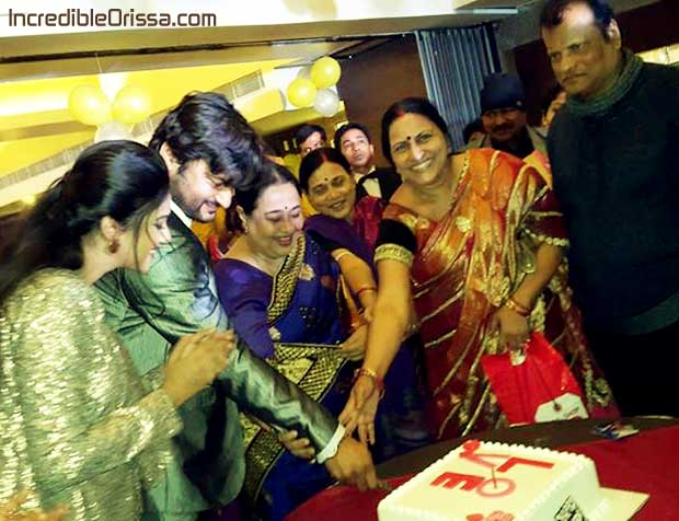 Anubhav Mohanty birthday photo