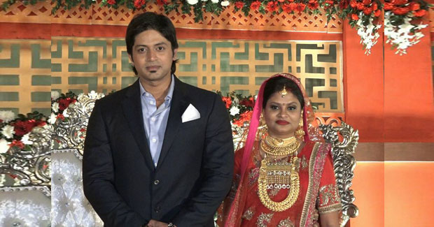 Arindam Roy reception photo