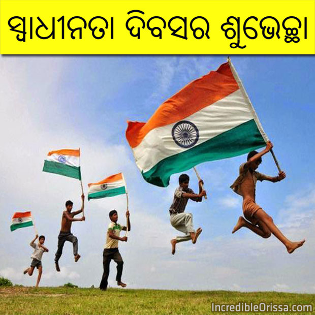 august 15 odia whatsapp pic