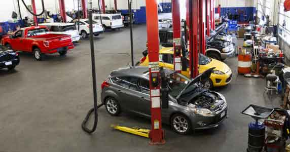 Automobile Servicing Center