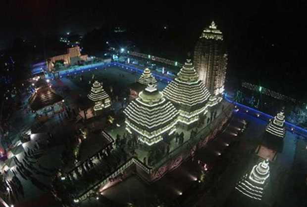 Balasore Jagannath temple photo