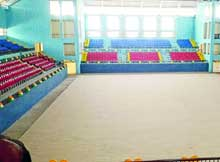 Bhubaneswar indoor stadium