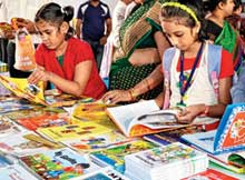 Book Fair in Bhubaneswar