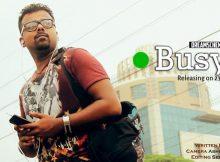 Busy short film