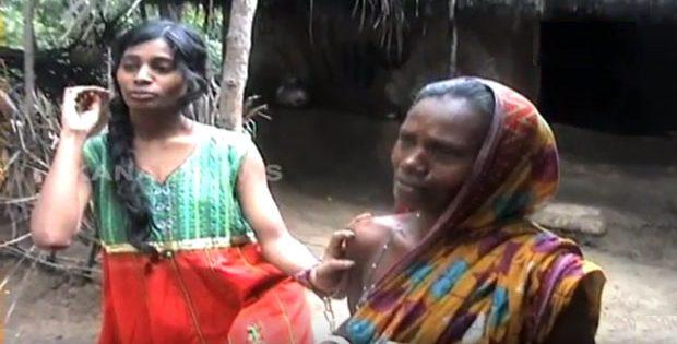 chained actress odisha