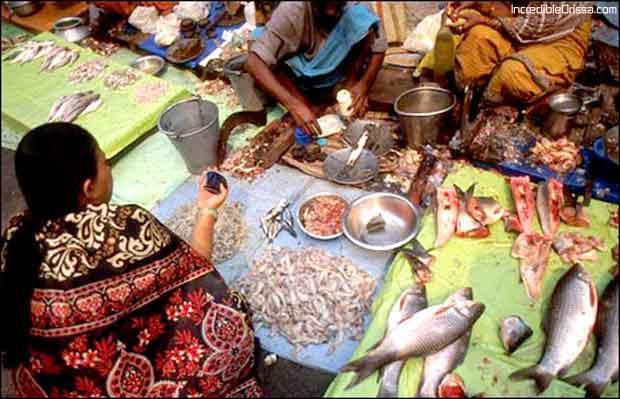 Chhadakhai in Odisha