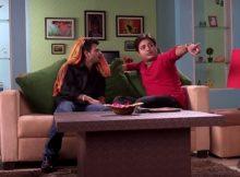 Comedy scene shooting of Babushan