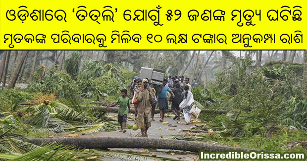 cyclone titli deaths