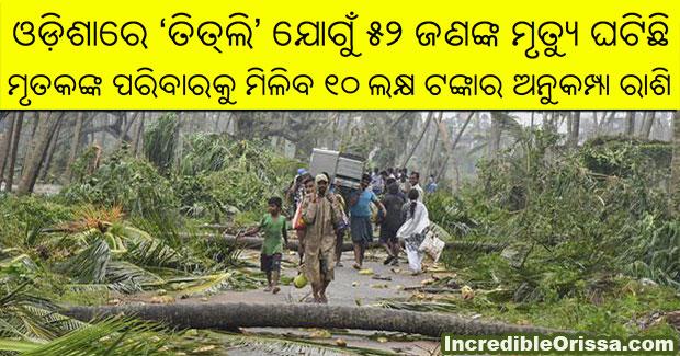 cyclone titli deaths
