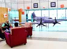 Dakota food court Bhubaneswar airport