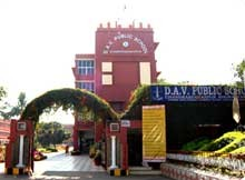 dav school chandrasekharpur