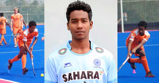 Dipsan Tirkey hockey player