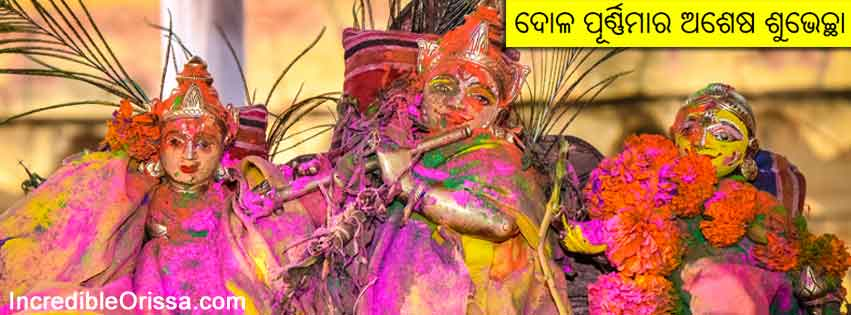 Dola Purnima Facebook Cover Photo