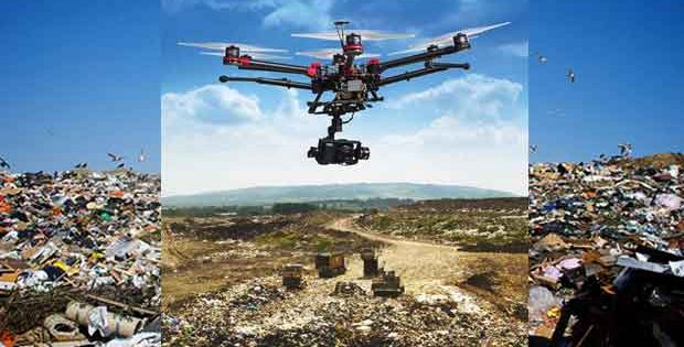 drone waste management