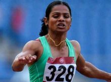 dutee chand olympics
