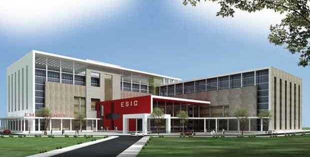 ESIC Hospital Odisha Model