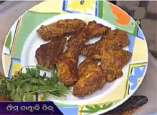 Fish Tawa Ki Til recipe
