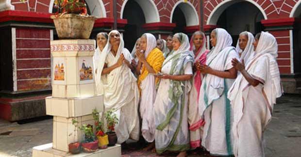 Habisa pilgrims in Puri