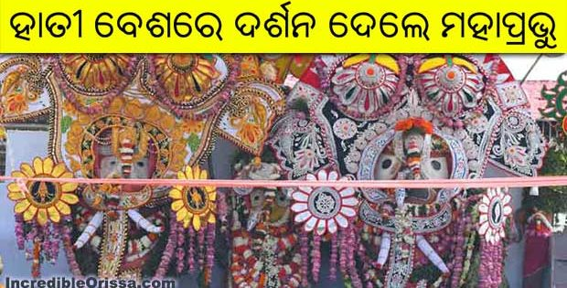 Hati Besa of Jagannath