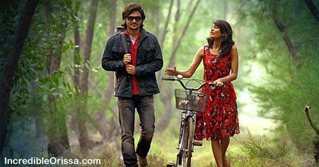 Sanu and Sushri in Hello odia cinema