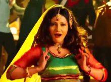 Hindi song in Odia movie of Ankita Bhowmick
