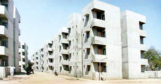 housing for slum dwellers in bhubaneswar