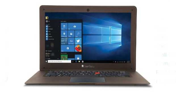 India's cheapest Windows 10 laptop