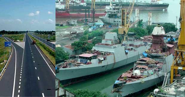 India's first coastal economic corridor