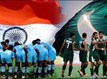 India Pakistan Hockey match