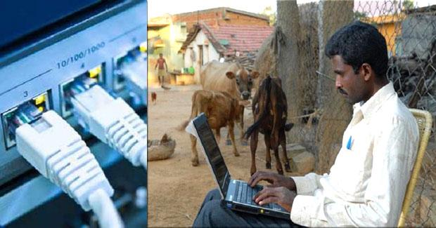 internet in panchayats of odisha