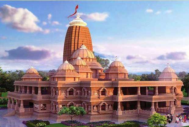 ISKCON Jagannath temple Puri