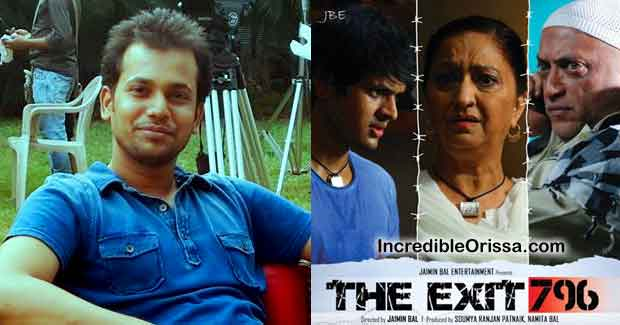 Jaimin Bal director of The Exit 796 movie