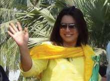 Mahima Chaudhary in Odisha