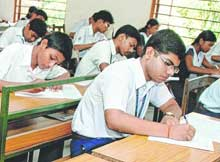 Matriculation Examination in Odisha