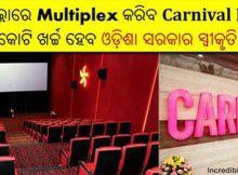 multiplex odisha districts