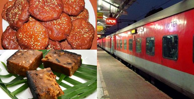 odia cuisines in train