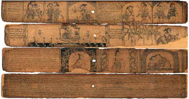 odia manuscripts