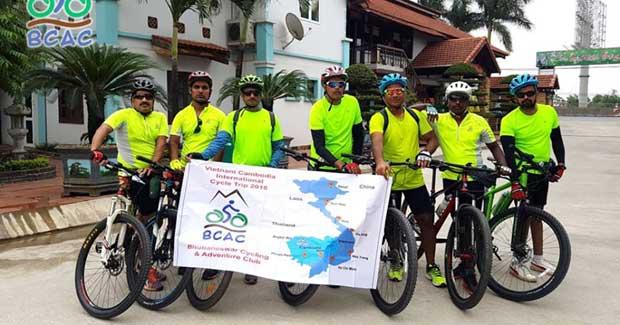 Odisha based cycle club
