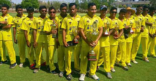 Odisha Blind Cricket Team