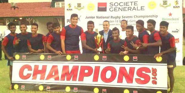 Odisha Boys Rugby Team