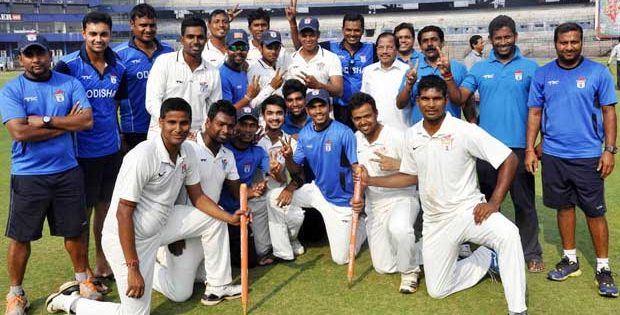 Odisha cricket team
