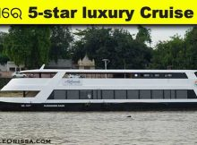 odisha luxury cruise service