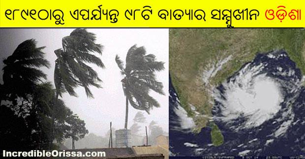 odisha cyclones