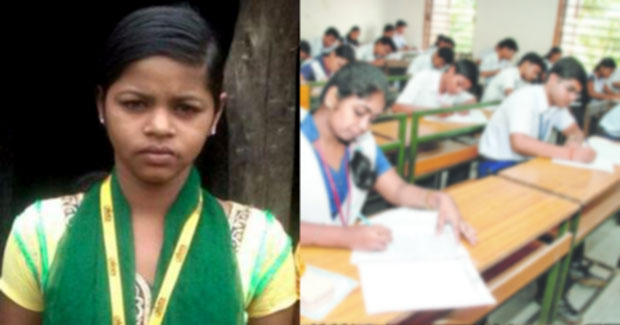 odisha dalit girl matric exam
